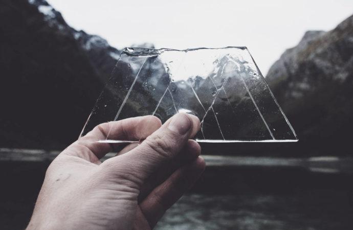 Poproszę przezroczystego smartfona LG!