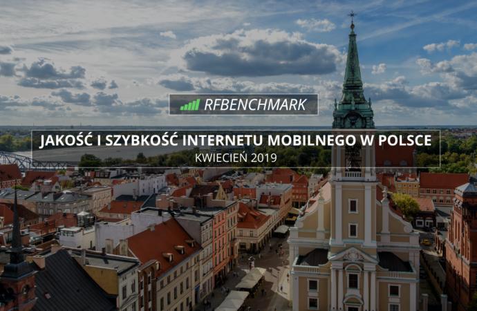 Mamy nowego lidera – ranking RFBENCHMARK (kwiecień 2019)