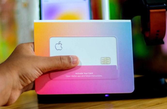 Apple Card wymaga specjalnego traktowania