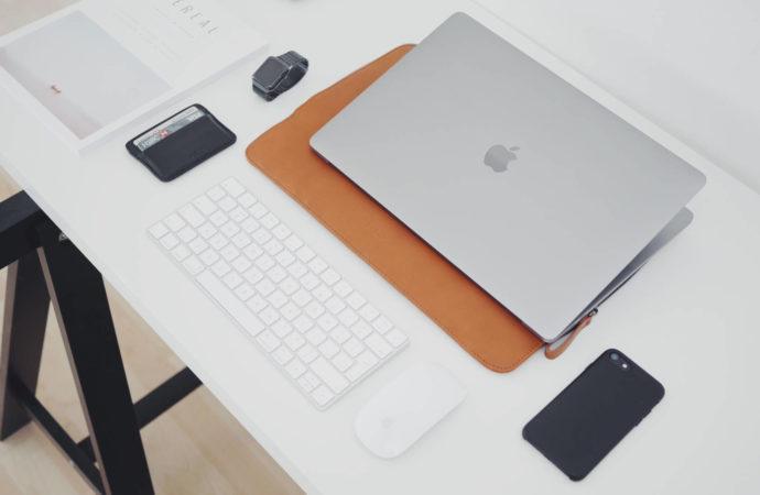Nowe klawiatury w MacBookach