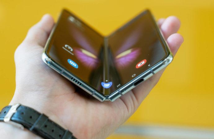 Huawei zaprezentuje składany smartfon podczas MWC 2020