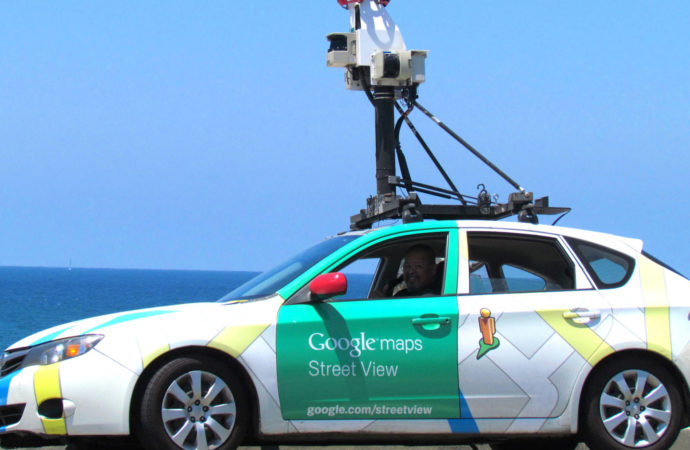 Samochody Google Street View okrążyły Ziemię ponad 400 razy!