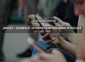 T-Mobile nie odpuszcza. Rywalizacja coraz bardziej zacięta – ranking RFBENCHMARK (listopad 2019)