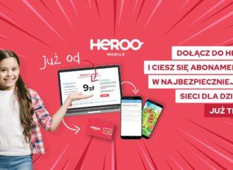 Na polskim rynku pojawił się operator komórkowy dla dzieci – Heroo Mobile