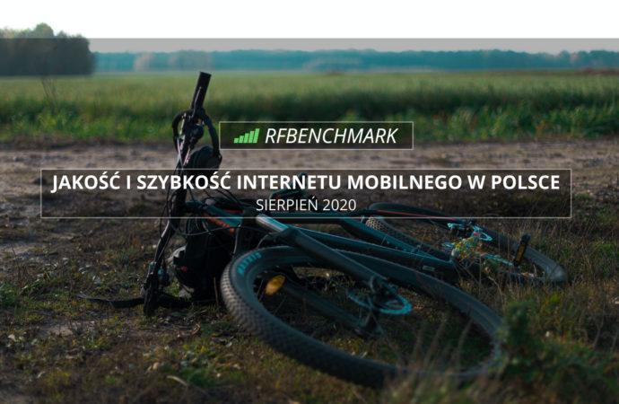 Sierpniowe zmiany – ranking RFBENCHMARK (sierpień 2020)