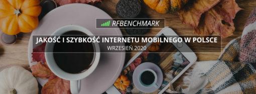 Orange na fali – ranking RFBENCHMARK (wrzesień 2020)