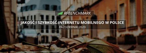 Orange w dalszym ciągu na czele – ranking RFBENCHMARK (październik 2020)