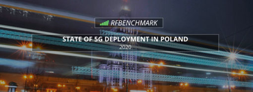 State of 5G deployment in Poland 2020 – Notel Poland report