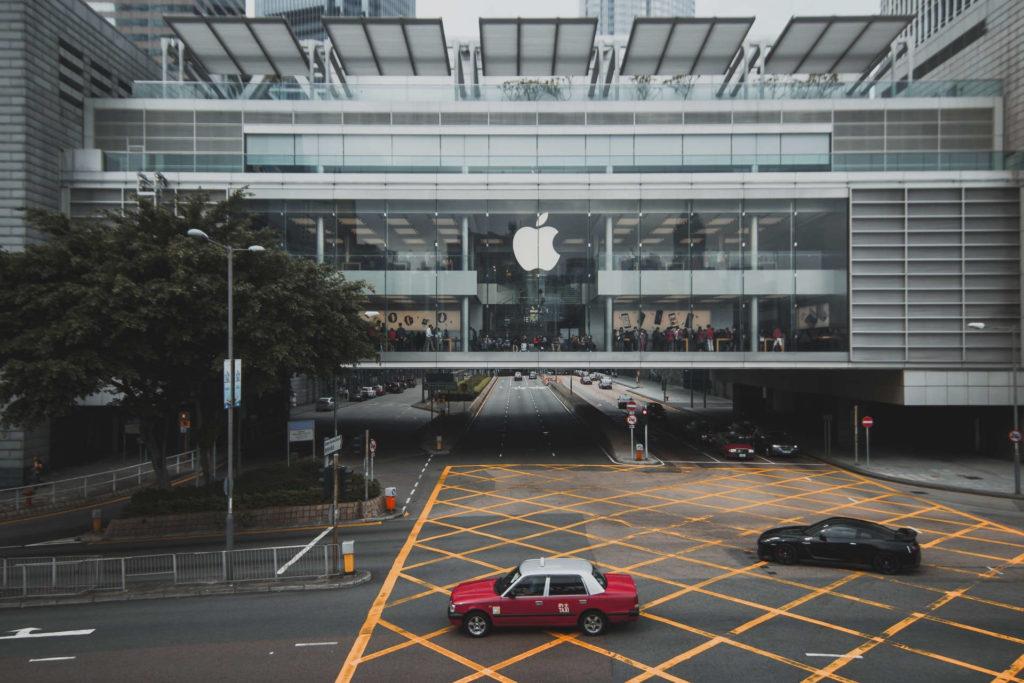 apple chwali się ekologicznym podejściem