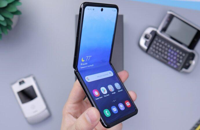 Ambitne plany sprzedażowe Samsunga – 7 milionów składanych smartfonów do końca roku!