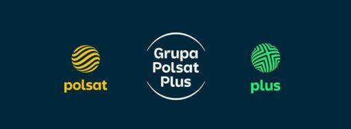 Koniec słoneczka i uśmiechu. Grupa Polsat Plus przedstawia nowe logo
