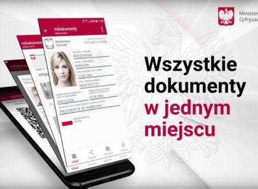 Ponad 3 miliony Polaków korzysta z aplikacji mObywatel